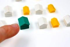 снабжение жилищем имущества Стоковое Изображение RF