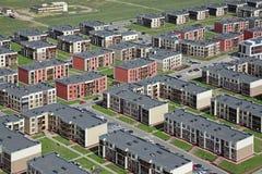 снабжение жилищем Низко-подъема Стоковое Изображение