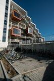 Снабжение жилищем студента в Оденсе, Дании Стоковое фото RF