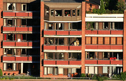 снабжение жилищем Стоковые Изображения RF