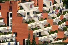 снабжение жилищем Стоковое фото RF