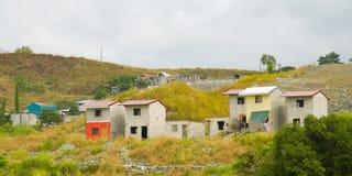 снабжение жилищем philippines проектирует smal стоковые изображения