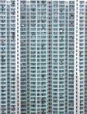 Снабжение жилищем Гонконга high-density Стоковые Фотографии RF