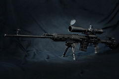 Снайперская винтовка Dragunov Стоковое Изображение