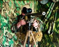 снайпер Стоковые Изображения RF