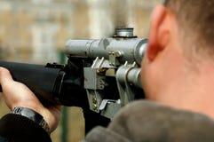 снайпер Стоковая Фотография RF