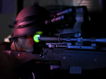 Снайпер Стоковые Фото
