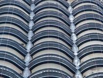 Снаружи получившейся отказ башни в Бангкоке стоковая фотография rf