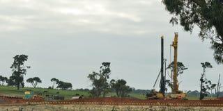 снаряжение скоростного шоссе конструкции сверля стоковые изображения rf