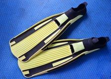 Снаряжение для подводного плавания Стоковые Фотографии RF