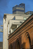 СНГ башня, Manchester City центризует, Англия Стоковые Изображения