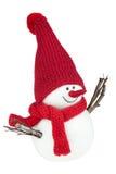 снеговик Стоковые Фото