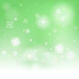 Снег шелушится снег выставок предпосылки падая или Стоковая Фотография RF