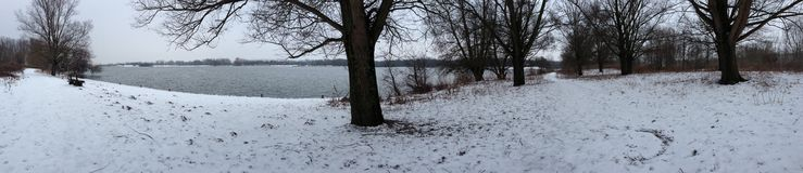 Снег eijsderbeemden Стоковое Изображение RF