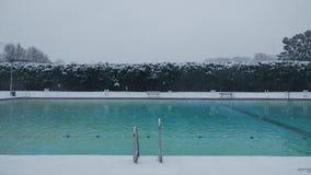 Снег Lido Стоковые Изображения RF