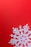 снежинка орнамента Стоковая Фотография