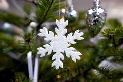 снежинка орнамента Стоковые Изображения RF