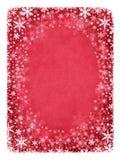 снежинка портрета рамки Стоковые Фотографии RF