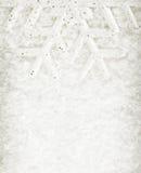 снежинка предпосылки Стоковые Изображения RF
