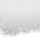 Снежинка рождества и bakcground starlight абстрактное vector беда иллюстрация штока