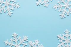 Снежинка Стоковые Фотографии RF