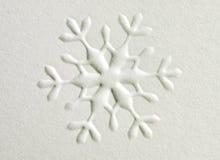 снежинка Стоковая Фотография RF