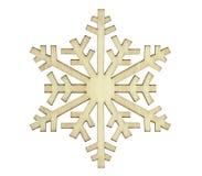 Снежинка Стоковое Изображение RF