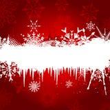 снежинка icicle предпосылки иллюстрация вектора