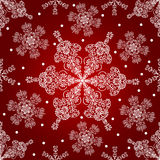 снежинки картины безшовные иллюстрация вектора