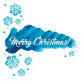снежинки предпосылки изолированные рождеством белые invitation new year Стоковое Изображение RF