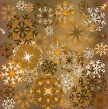 снежинки предпосылки Стоковая Фотография RF
