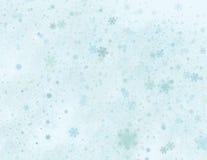 снежинки рождества Стоковые Изображения RF
