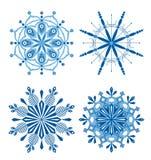 снежинки Стоковая Фотография RF