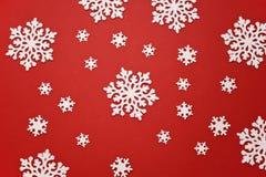 Снежинки Стоковое фото RF