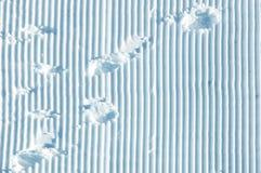 снежная зима текстуры Стоковое Изображение RF