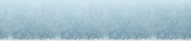 Снежности рождество и предпосылка голубого серого цвета зимы Нового Года иллюстрация штока