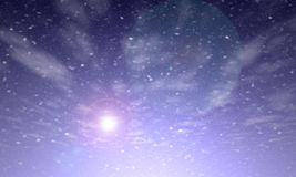 снежности Стоковое Изображение RF