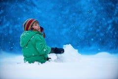 снежности Стоковые Фото