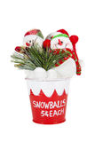 Снежные комья для продажи Стоковое Изображение