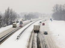 снежок бедствия Стоковые Изображения RF