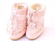 снежок ботинок Стоковые Изображения RF