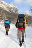 снежок ботинок Стоковое фото RF