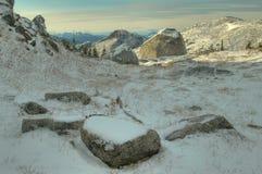 снежок валунов Стоковое фото RF