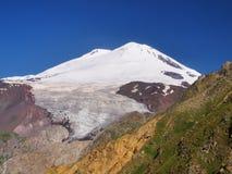 снежок высокой горы Стоковое Изображение