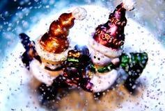 снежок глобуса Стоковое фото RF
