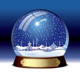 снежок глобуса Стоковое Изображение RF