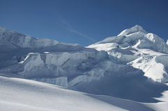 снежок горы Стоковые Фото