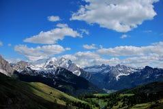 снежок горы Стоковое фото RF