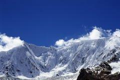 снежок горы Стоковая Фотография RF