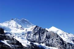 снежок горы Стоковое Фото